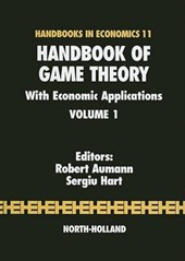 Handbook of Game Theory With Economic Applications