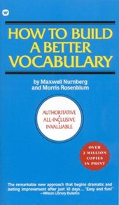 How to Build a Better Vocabulary
