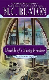 Death of a Scriptwriter | M. C. Beaton |