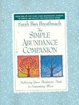 The Simple Abundance Companion | Sarah Ban Breathnach |