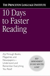 10 Days to Faster Reading | The Princeton Language Institute |