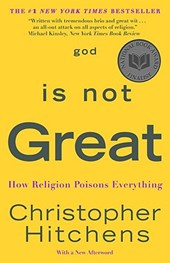 God is not great | Christopher Hitchens |