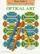 Optical Art Coloring Book | Ruth Heller |