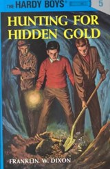 Hunting for Hidden Gold | Franklin W. Dixon |