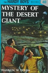Mystery of the Desert Giant | Franklin W. Dixon |