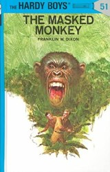 The Masked Monkey | Franklin W. Dixon |