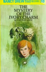 The Mystery of the Ivory Charm | Carolyn Keene |
