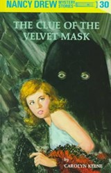 The Clue of the Velvet Mask | Carolyn Keene |