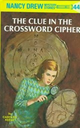 The Clue in the Crossword Cipher | Carolyn Keene |