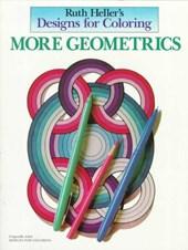 More Geometrics Coloring Book