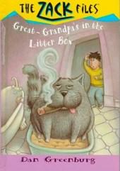 Great Grandpa's in the Litter Box