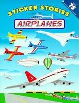 Airplanes [With 75 Reusable Stickers] | Edward Miller |