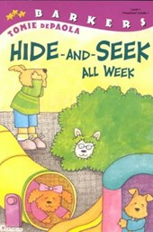 Hide-and-seek All Week | Tomie dePaola |