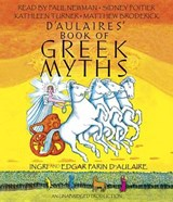 D'Aulaires' Book of Greek Myths | Ingri D'aulaire |