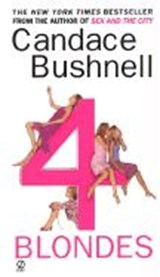 4 Blondes | Candace Bushnell |