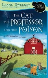 The Cat, the Professor and the Poison | Leann Sweeney |