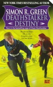 Deathstalker Destiny | Simon R. Green |