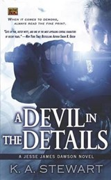 A Devil in the Details | K. A. Stewart |