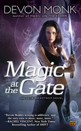 Magic at the Gate | Devon Monk |
