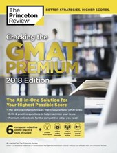 Cracking the GMAT Premium Edition with 6 Computer-Adaptive Practice Tests,