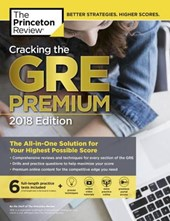 The Princeton Review Cracking the GRE
