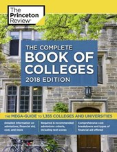 The Princeton Review the Complete Book of Colleges
