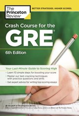 The Princeton Review Crash Course for the GRE | Princeton Review |
