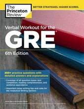 The Princeton Review Verbal Workout for the GRE