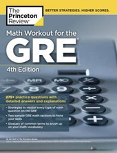 The Princeton Review Math Workout for the GRE