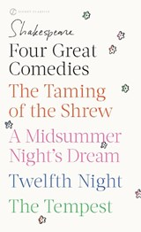 Four Great Comedies | William Shakespeare |