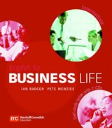 English for Business Life Intermediate : Self-Study Guide + | Ian Badger |
