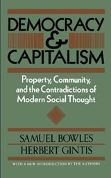 Democracy and Capitalism | Samuel Bowle |