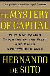 The Mystery of Capital | Hernando de Soto |