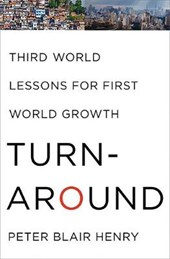 Turnaround | Peter Blair Henry |