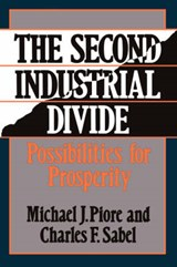 The Second Industrial Divide | Michael J. Piore; Charles F. Sabel |