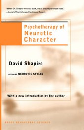 Pyschotherapy of Neurotic Character