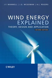 Wind Energy Explained | James F. Manwell |