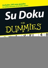 Su Doku for Dummies | A. Heron & Erica James |
