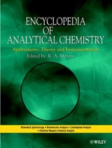 Encyclopedia of Analytical Chemistry | Robert A. Meyers |