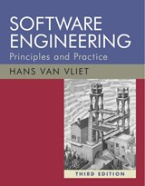 Software Engineering | Hans Van Vliet |