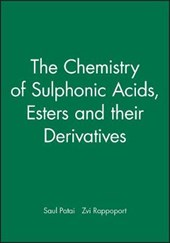 The Chemistry of Sulphonic Acids, Esters and their Derivatives