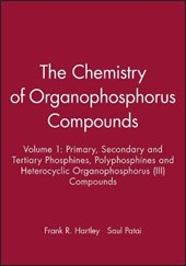 The Chemistry of Organophosphorus Compounds | Fr Hartley |