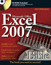 Excel 2007 Bible | John Walkenbach |