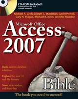 Access 2007 Bible | Michael R. Groh |
