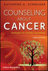 Counseling About Cancer | Katherine A. Schneider |