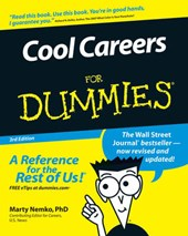 Cool Careers For Dummies | Marty Nemko & Richard N. Bolles |