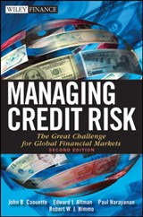 Managing Credit Risk | Caouette, John B. / Altman, Edward I. / Narayanan, Paul / Nimmo, Robert |