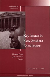 Key Issues in New Student Enrollment | Thomas Crady |