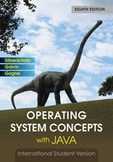 Operating System Concepts with Java | Abraham Silberschatz |