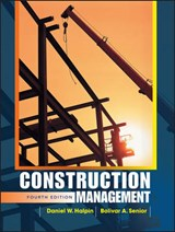 Construction Management | Daniel W. Halpin |